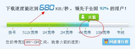 2兆2M网速下载多少算正常