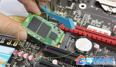 固态硬盘安装方法