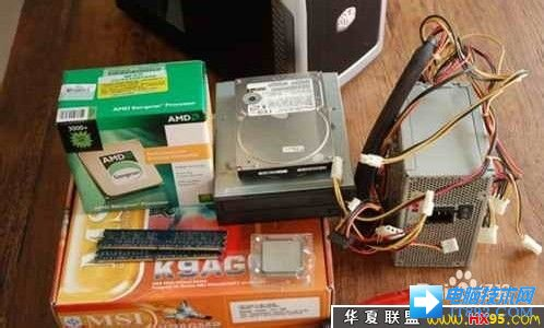 装机教程台式机diy硬件组装电脑方法