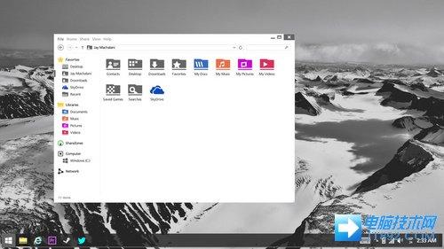 Win8修复版!最亮眼Windows 8.2概念设