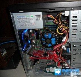 台式机箱漏电的原因及检修方法