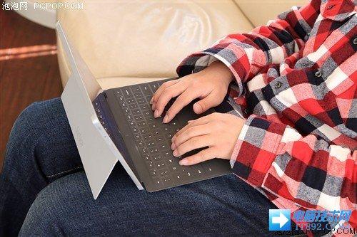 一秒变身超极本可外接键盘平板电脑推荐