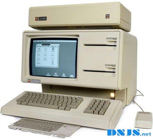 苹果Lisa电脑