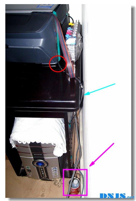 爱普生R270排废墨之-------我行我素图片11