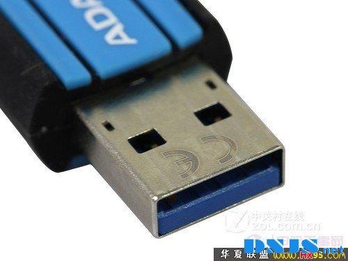 如何辨别U盘是USB2.0还是USB3.0?
