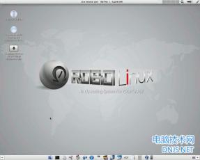 linux操作系统:Robolinux 7.6.2发布