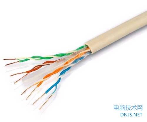 网线基本知识与网线接头方法