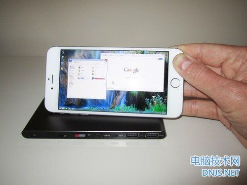 和iPhone差不多大小的Cloudsto迷你PC